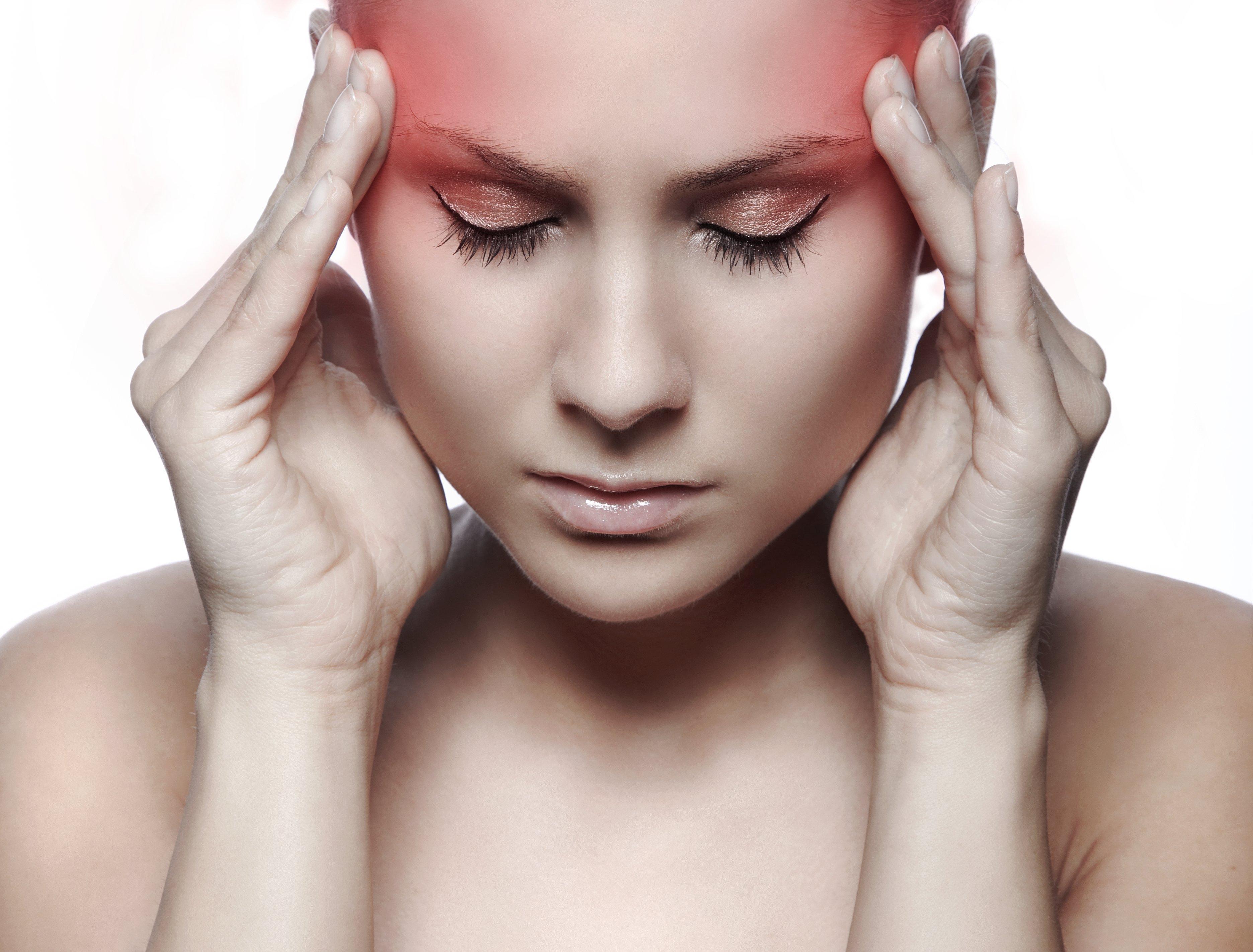 Headache Headaches Like Pins And Needles