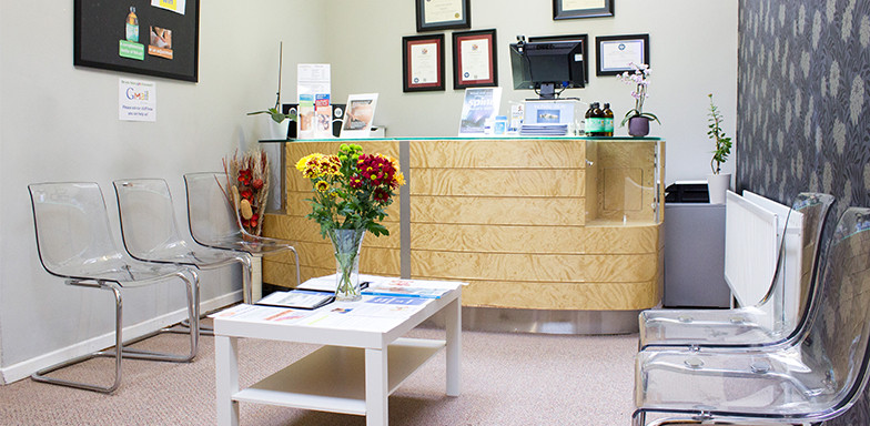 Cloverfield Chiropractic Care, Waiting Room